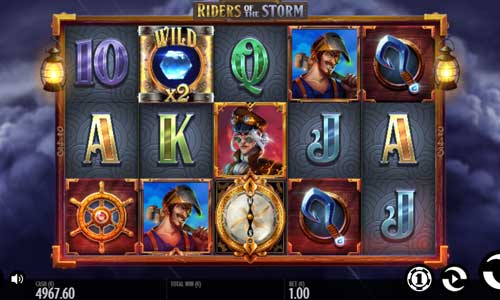 Riders of the Storm free slot