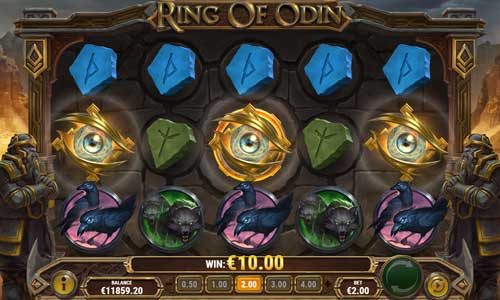 Ring of Odin free slot