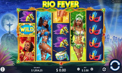 Rio Fever casino slot