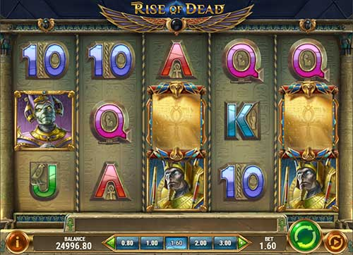 Rise of Dead free slot