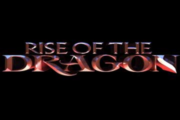 Rise of the Dragon free slot