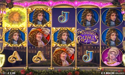 Rising Royals free slot