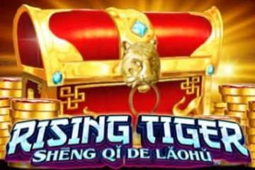 Rising Tiger slot coming soon