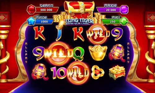 Rising Tiger free slot