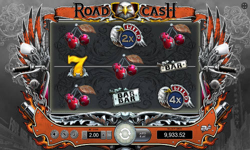 Road Cash slot