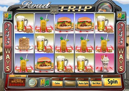 Road Trip Max casino slot