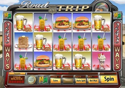 Road Trip Max free slot