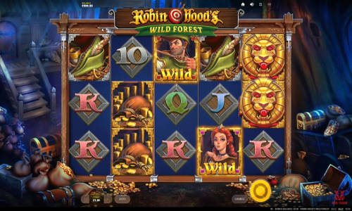 Robin Hoods Wild Forest free slot