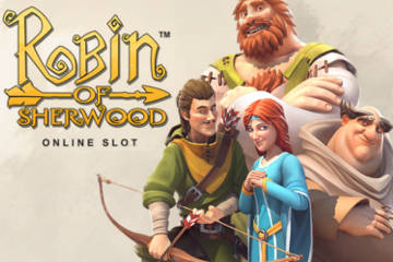 Robin of Sherwood slot Rabcat