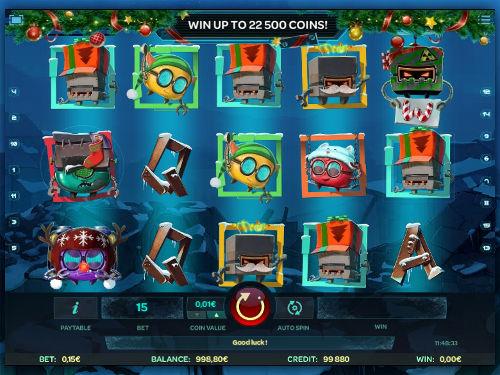 Robo Smash free slot