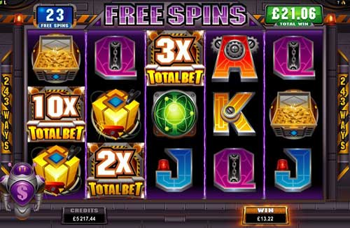 Robojack free slot