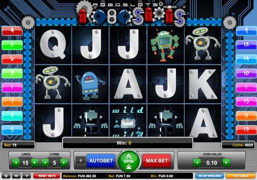 Roboslots free slot