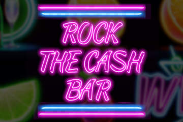 Rock the Cash Bar free slot