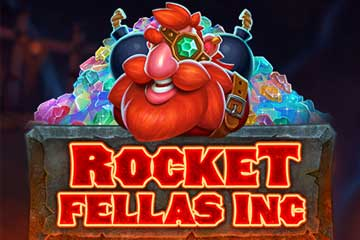 Rocket Fellas Inc free slot