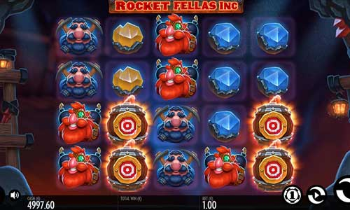 Rocket Fellas Inc slot