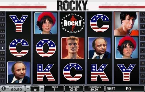 Rocky free slot