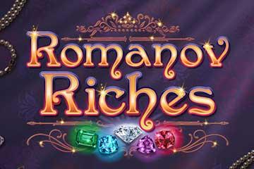 Romanov Riches slot Microgaming