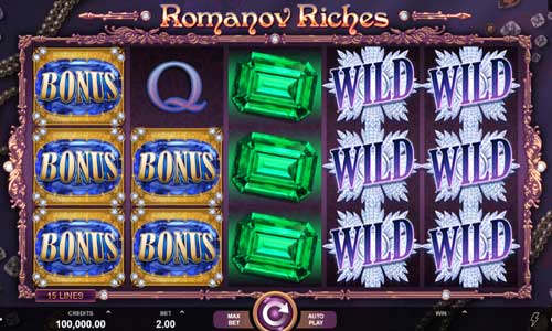 Romanov Riches free slot