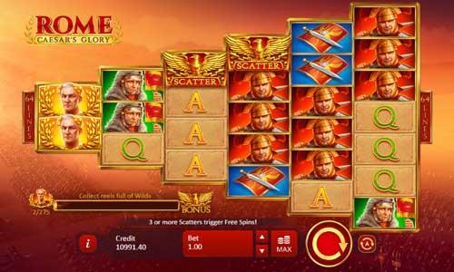 Rome Caesars Glory free slot