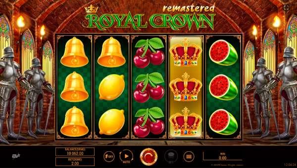 Royal Crown Remasteredwin both ways slot