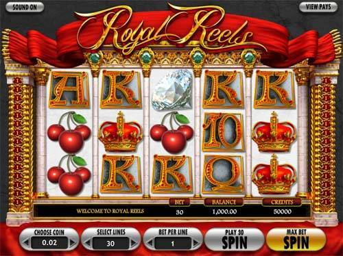 Royal Reels free us slot