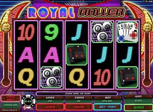 Royal Roller free slot