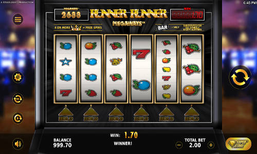 Runner Runner Megaways new slot
