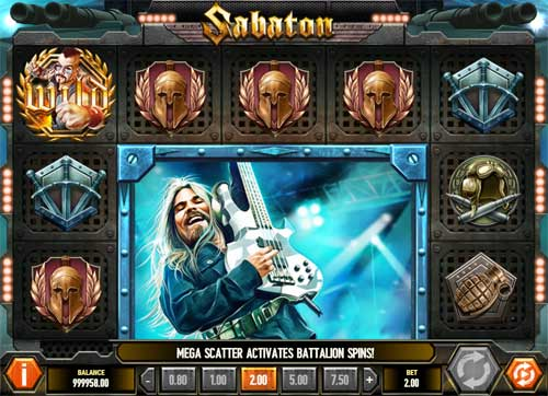 Sabaton free slot