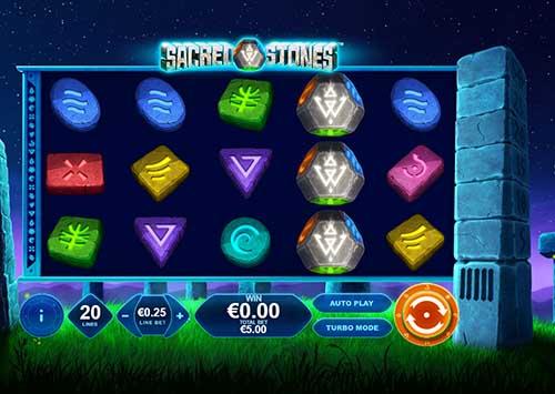 Sacred Stones free slot