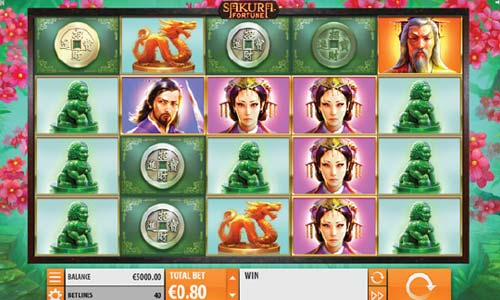 Sakura Fortune free slot