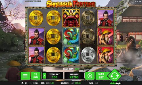 Samurais Fortune casino slot