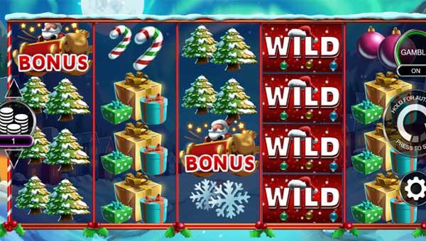 Santa Stacked Free Spins free slot
