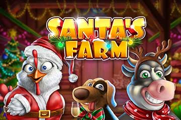 Santas Farm slot GameArt