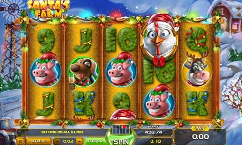 Santas Farm free slot