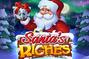 Santas Riches slot coming soon