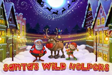 Santas Wild Helpers slot Spinomenal