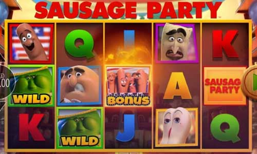 Sausage Party free slot