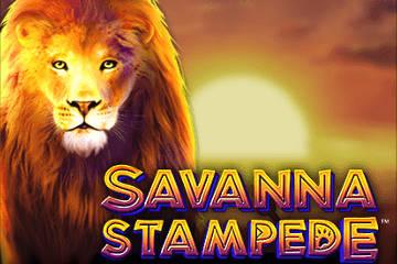 Savanna Stampede slot Merkur