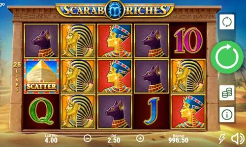 Scarab Riches free slot