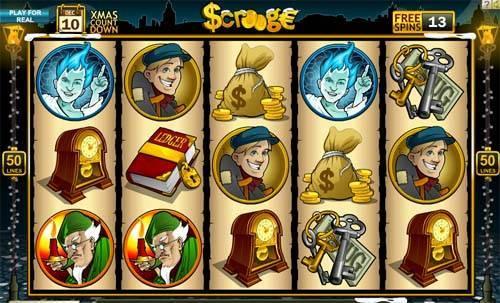 Scrooge free slot