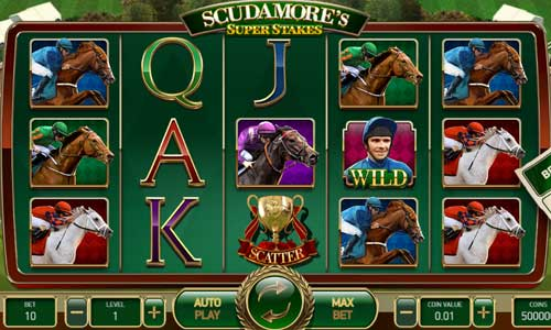 Scudamores Super Stakes slot