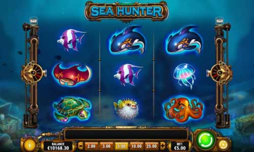 Sea Huntersymbol upgrade slot