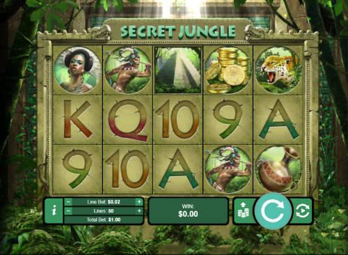 Secret Jungle free slot