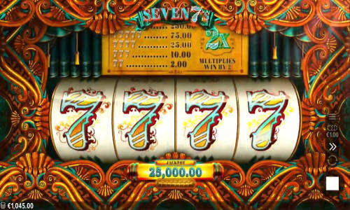 Seven 7s free slot