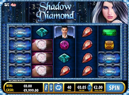 Shadow Diamond free slot