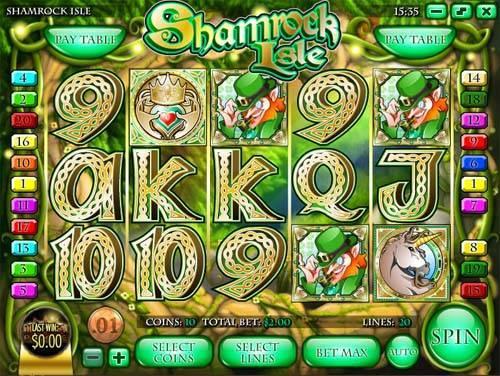 Shamrock Isle free slot