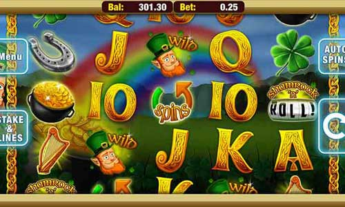 Shamrock n Roll free slot