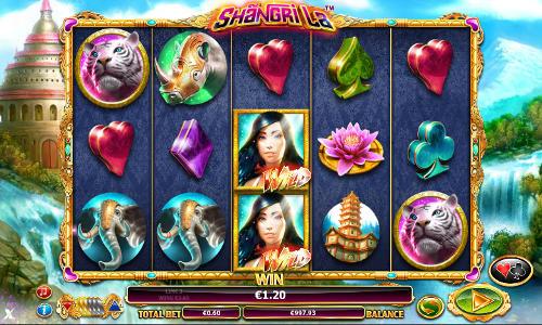 Shangri La free slot