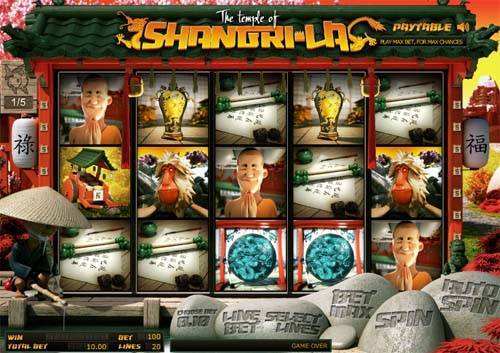 Shangri-La free slot