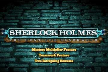 Sherlock Holmes casino slot
